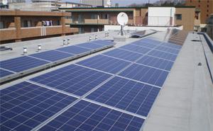 太陽光発電事業の開始
