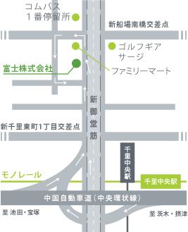 富士株式会社 地図