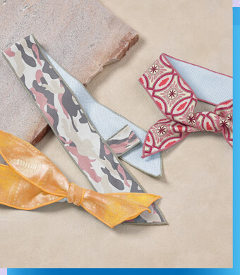 ZeroCool・Twilly scarf
